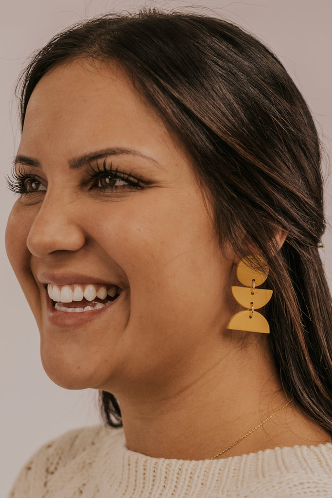 Polymer Clay Earrings | ROOLEE