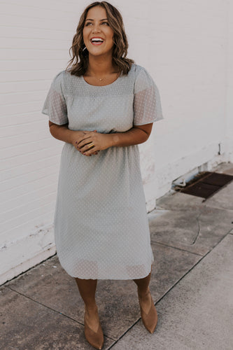 Gertrude Dot Dress | ROOLEE