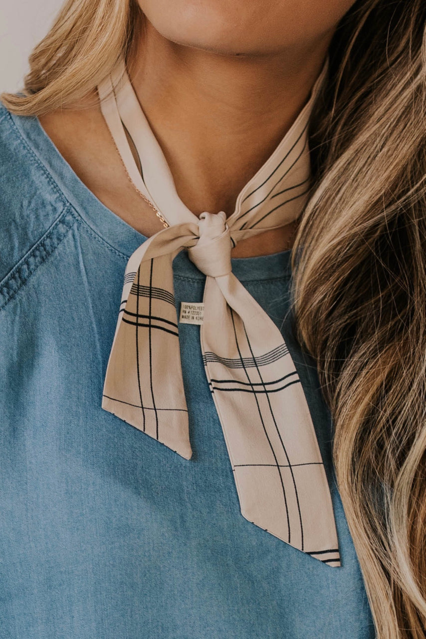 Printed Ascot | ROOLEE