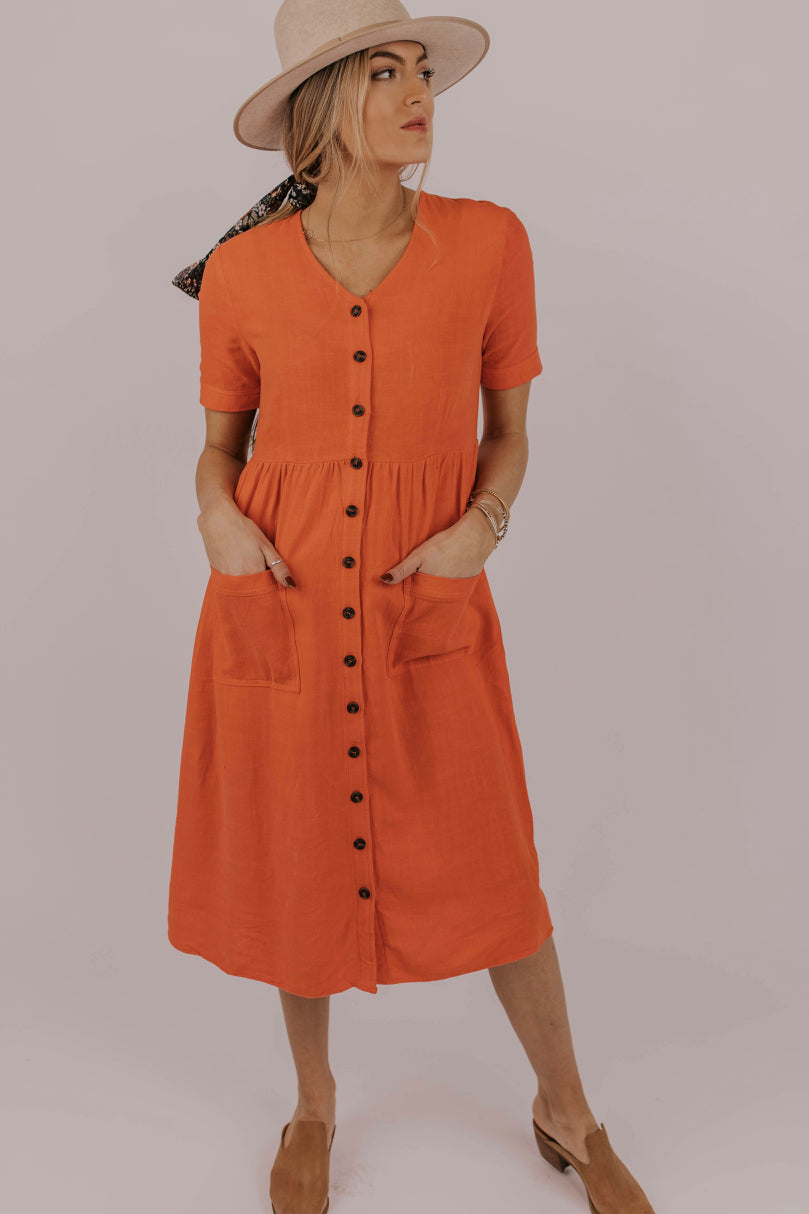 Bright Spring Dress | ROOLEE