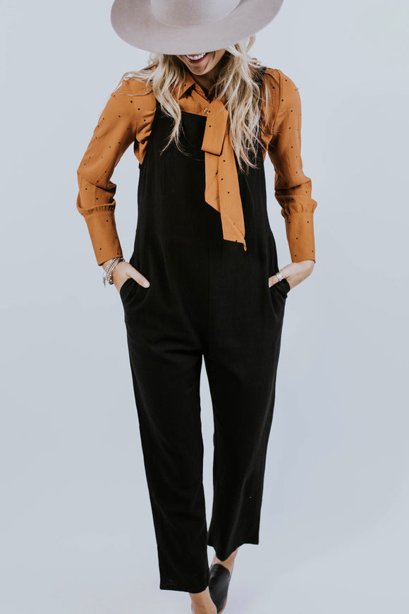 Bridger Tie Jumpsuit