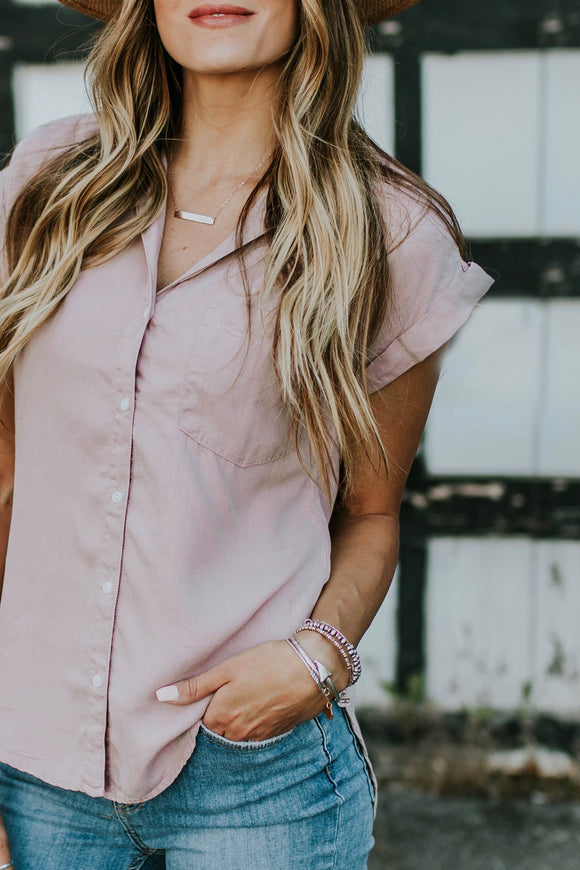 Blakely Button Up | ROOLEE