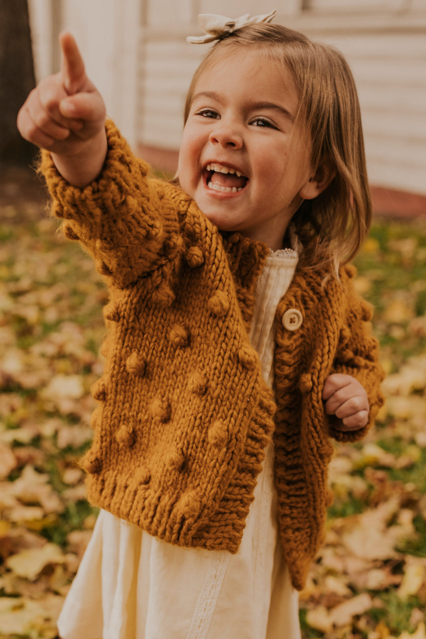 Sweater Cardigan | ROOLEE