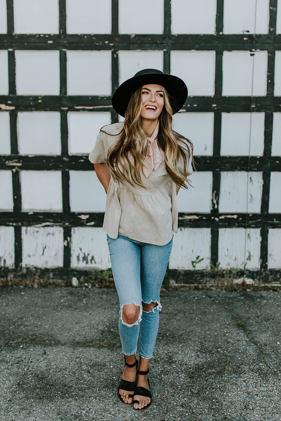 Lightweight Basic Tee For Women | ROOLEE