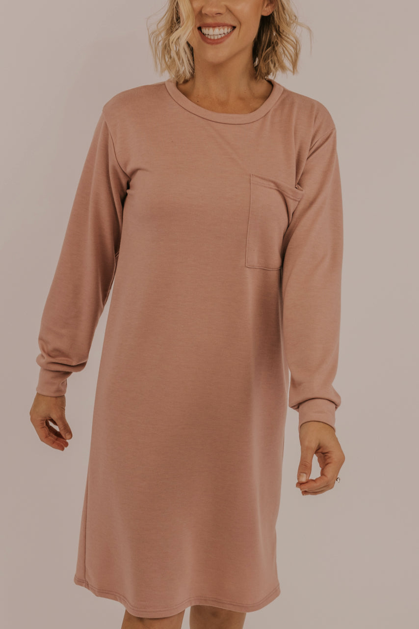 Long Sleeve Nightgown | ROOLEE