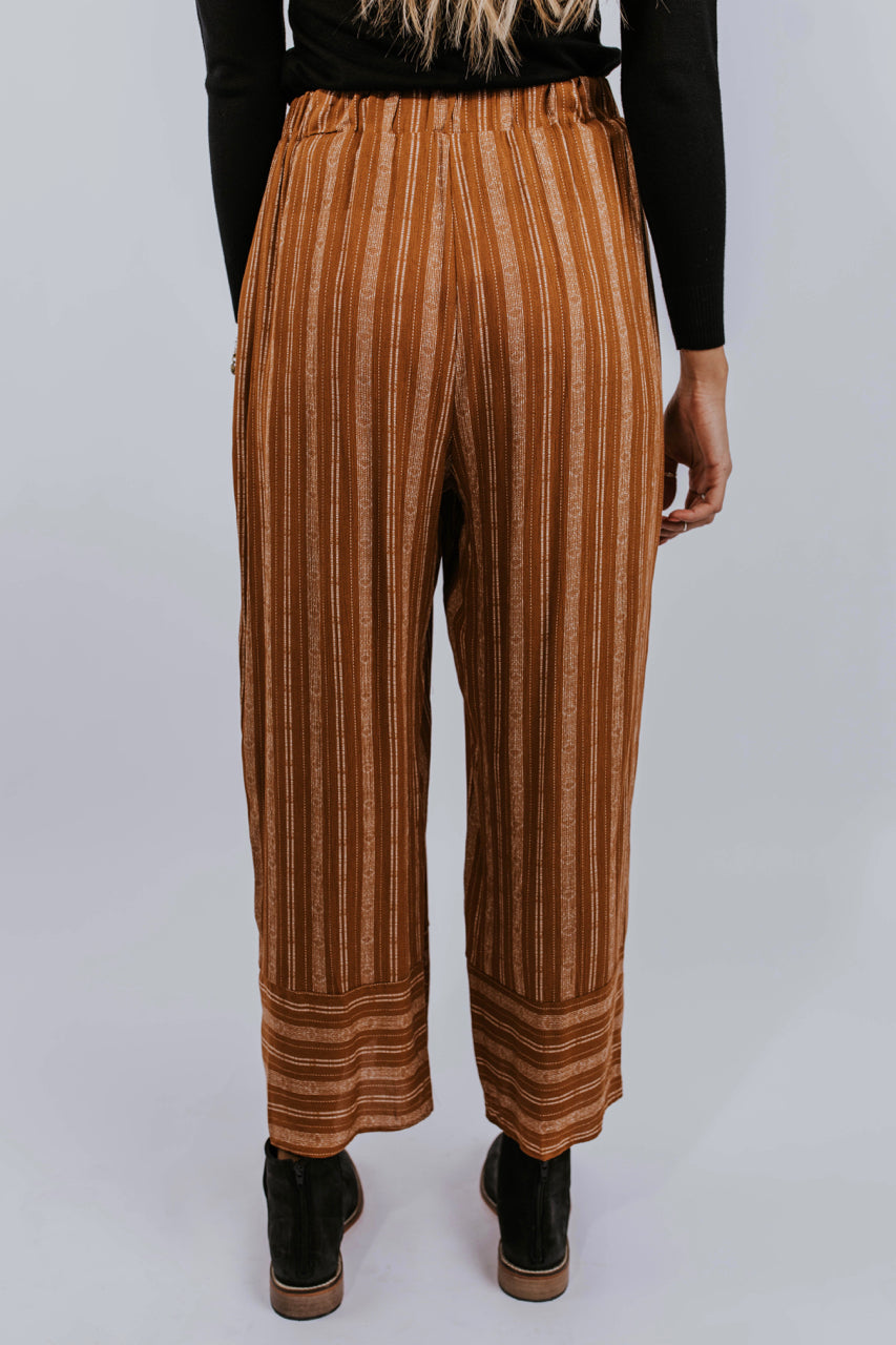 Johnny Stripe Pant | ROOLEE