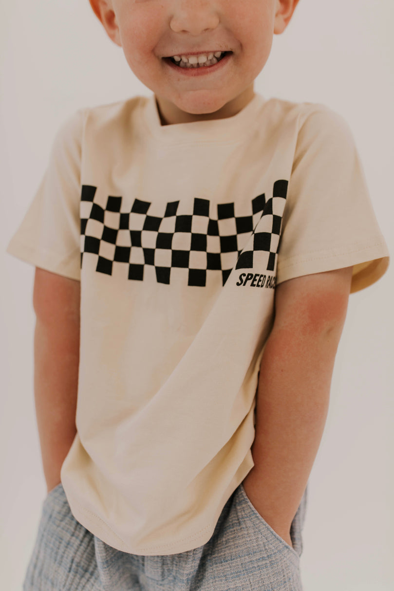 Little Boys Graphic Tee | ROOLEE