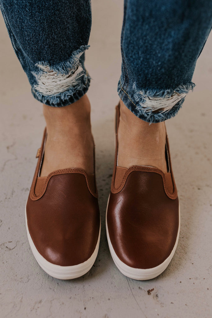 Leather Flats That Go With Everything | ROOLEE Footwear