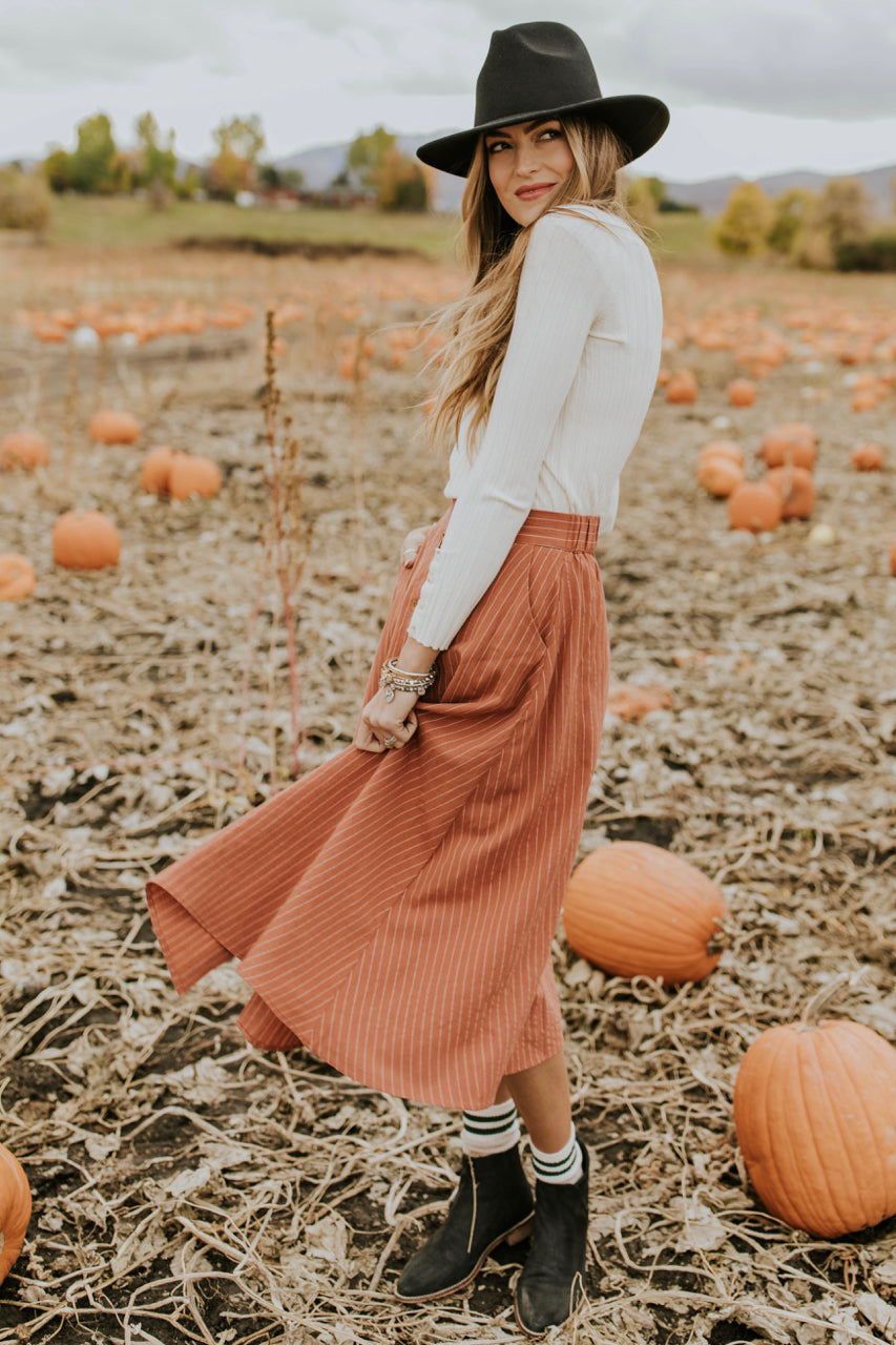 Pumpkin Patch Outfit Inspiration | ROOLEE