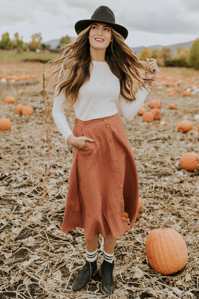 The Perfect Fall Outfit | ROOLEE