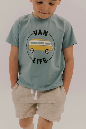 Kids Graphic Tee | ROOLEE