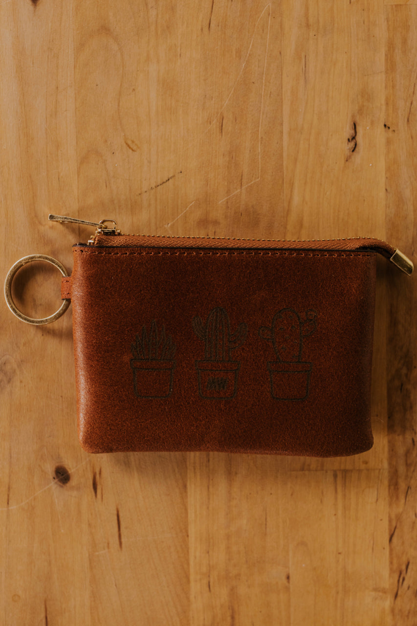 Leather Coin Purse | ROOLEE