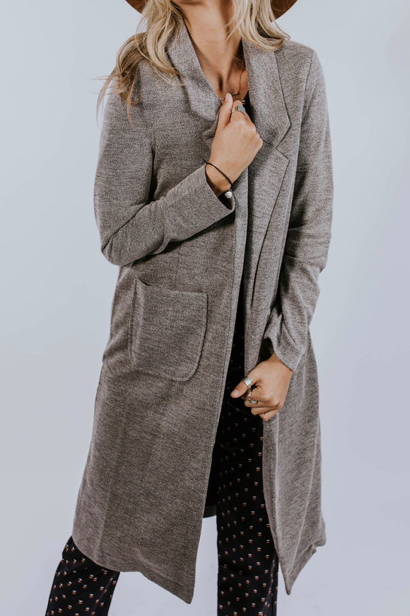 Overcoat for Fall | ROOLEE