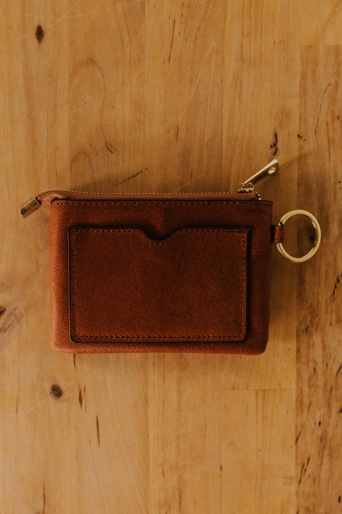Small Leather Wallet | ROOLEE
