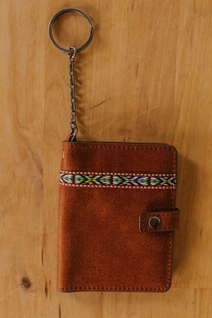 Wallet with Keyring | ROOLEE