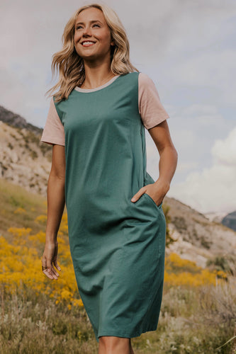 Tee Shirt Nursing Dress | ROOLEE