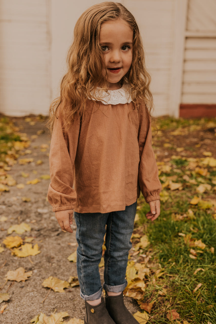 Kids Tops for Fall | ROOLEE