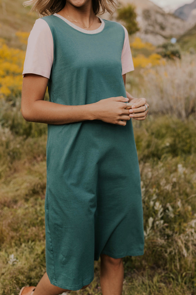 Comfortable Modest Nursing Dress | ROOLEE
