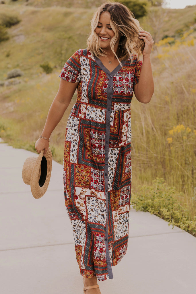 Modest Summer Dress for Women | ROOLEE