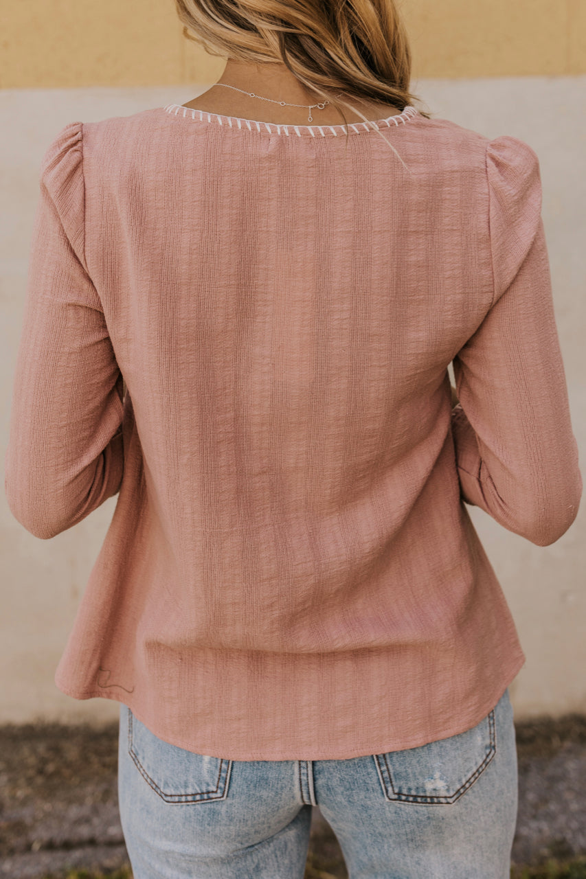 Blush Top Outfits | ROOLEE