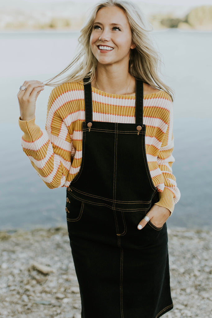 Mayra Overall Jumper | ROOLEE
