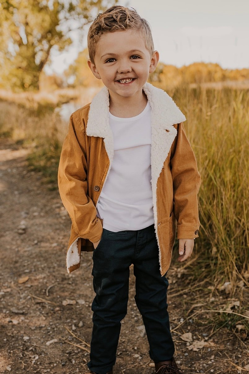 Boys Fall Outfits | ROOLEE