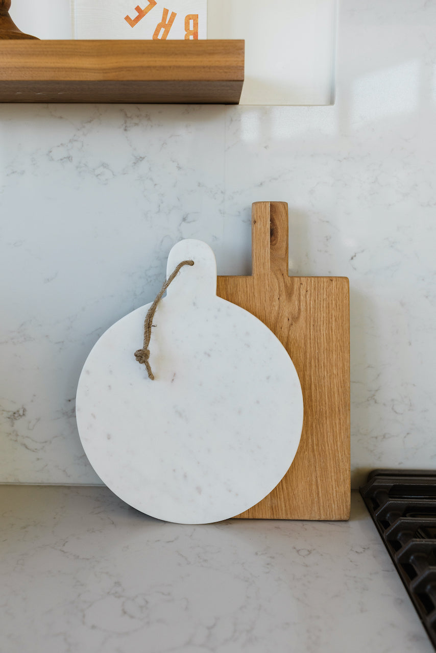 Round marble cutting board | ROOLEE