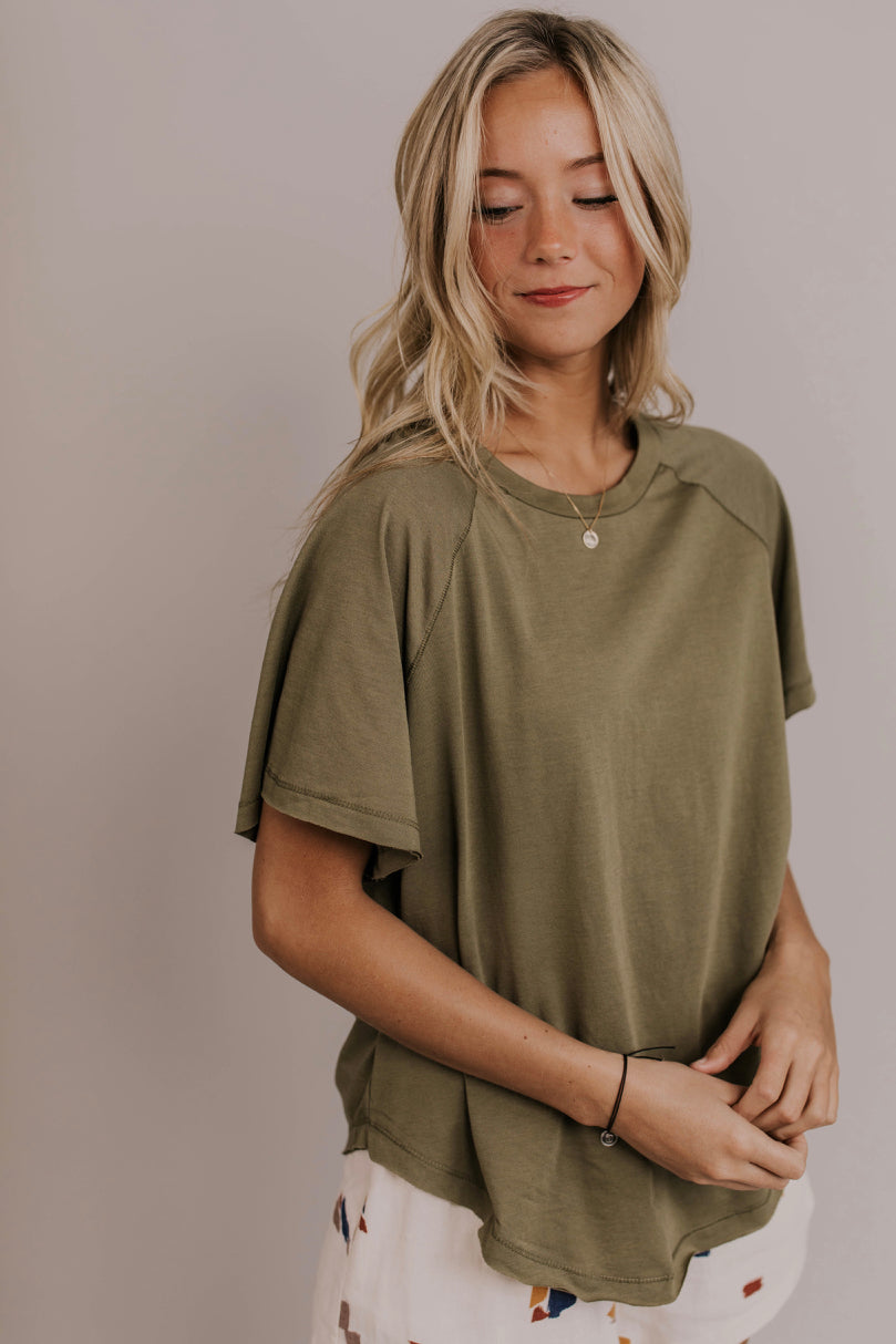 Classic Tee for Women | ROOLEE