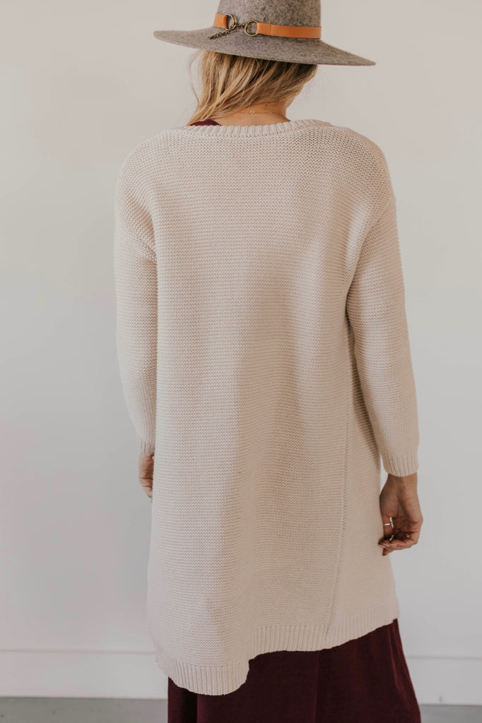 Galileo Knit Cardigan | ROOLEE