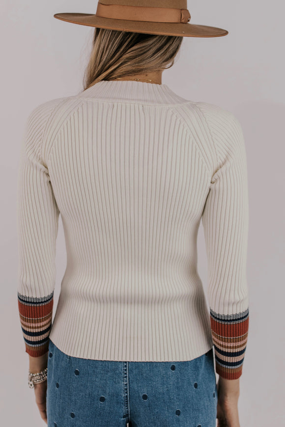 Alyson Ribbed Sweater