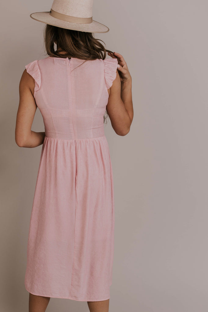 Ruched Top Dress | ROOLEE