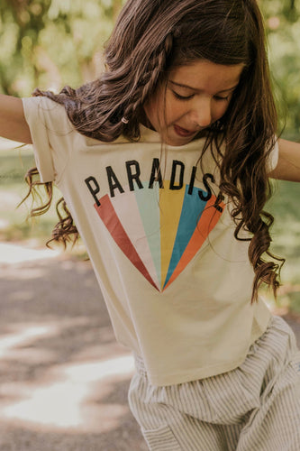 Girl's Graphic Tee | ROOLEE