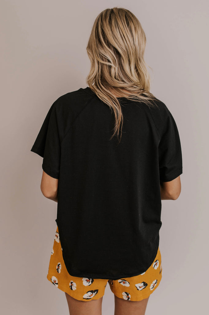 Classic Oversized Tee | ROOLEE