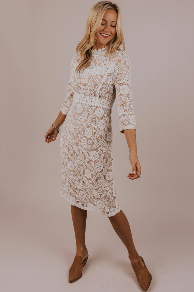 Lace Dress | ROOLEE