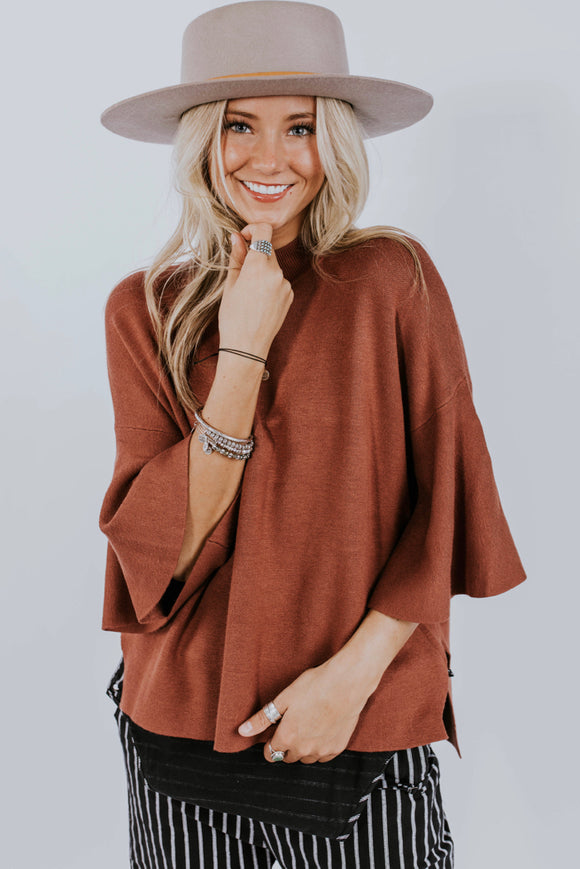 October Detail Blouse | ROOLEE