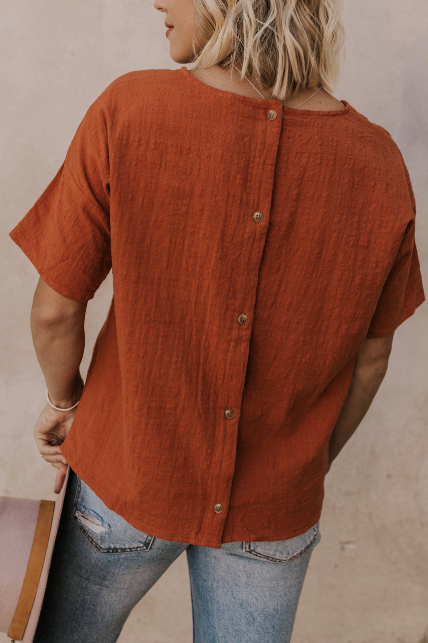Simple Rust Top | ROOLEE