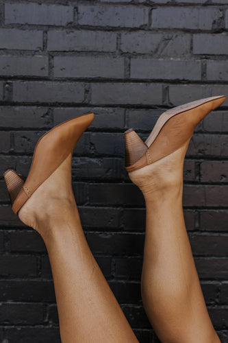 Leather Mules | ROOLEE