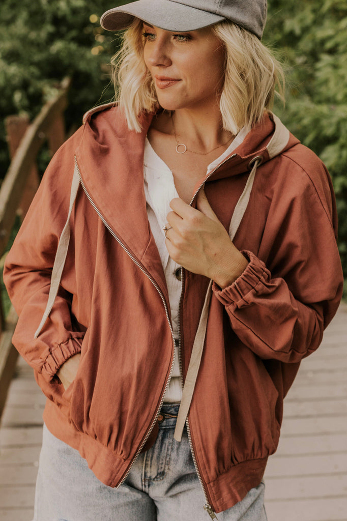 Light Fall Jacket | ROOLEE