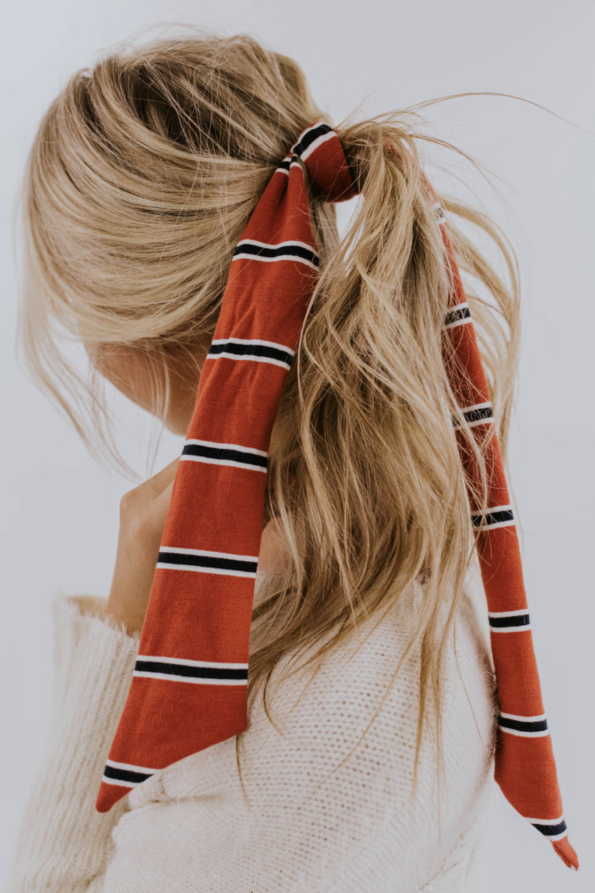 Striped Ascot | ROOLEE