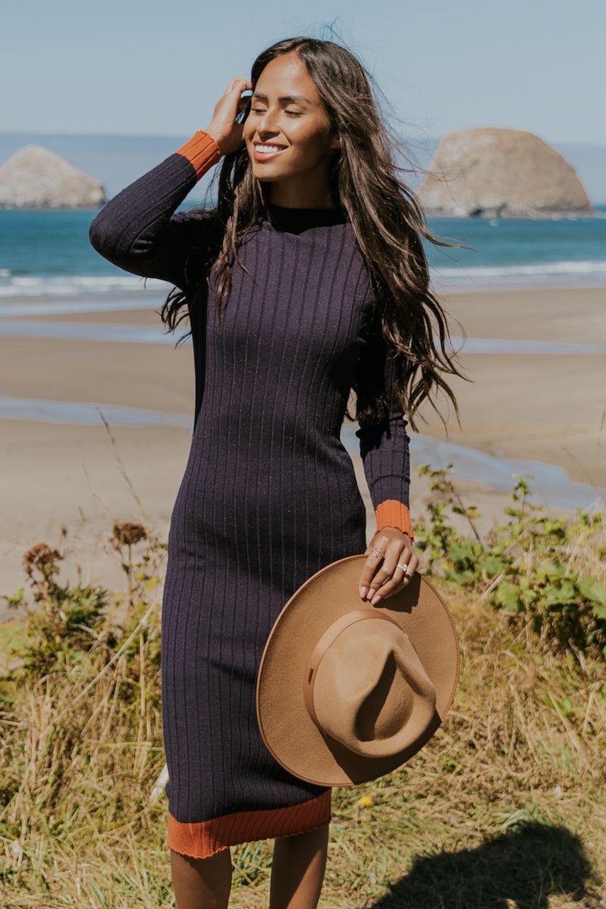 Long Sleeve Tight Dress | ROOLEE