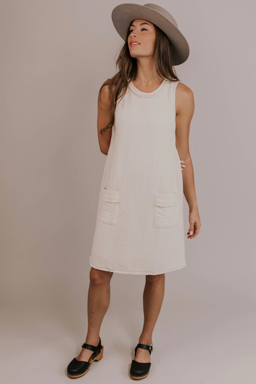 Knit Shift Dress | ROOLEE