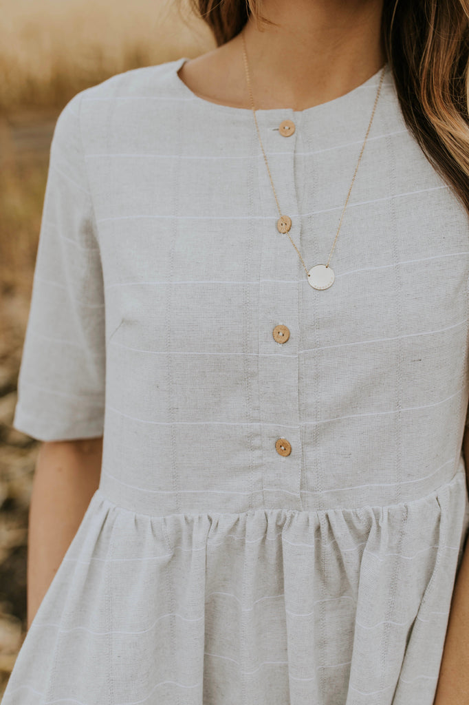Button Dress | ROOLEE Dresses