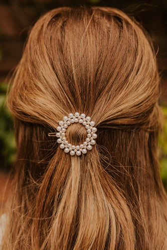 Simple Hair Barrette | ROOLEE