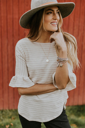 Godfrey Knit Top | ROOLEE