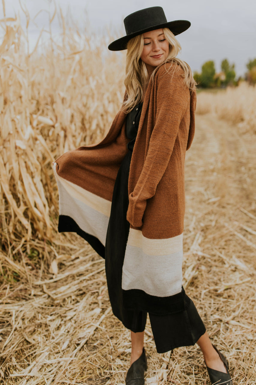 Howell Detail Cardigan | ROOLEE