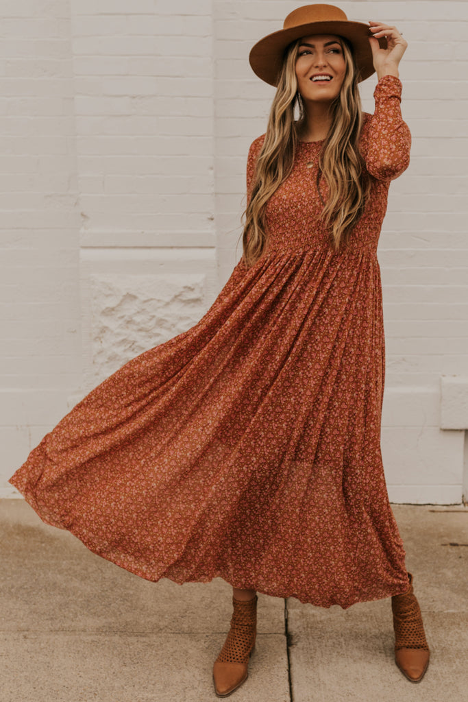 Red Maxi Dresses | ROOLEE