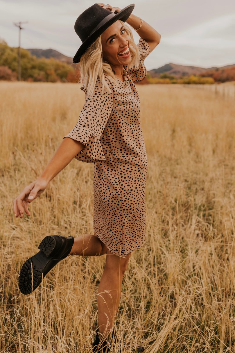 Women's Shift Dress | ROOLEE