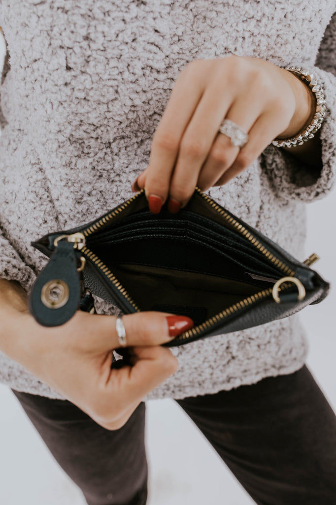 Mini Crossbody Wristlet | ROOLEE