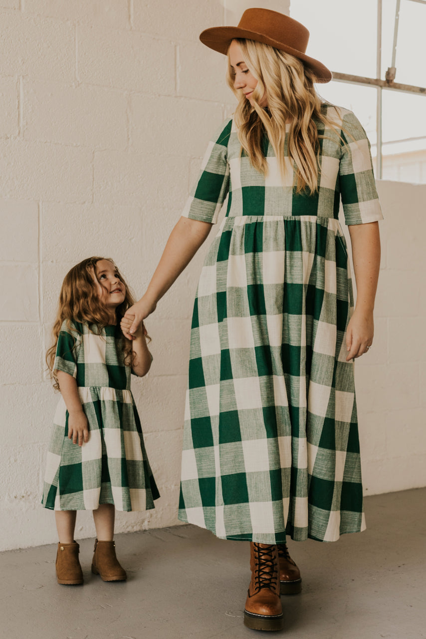 Cute Matching Dresses | ROOLEE