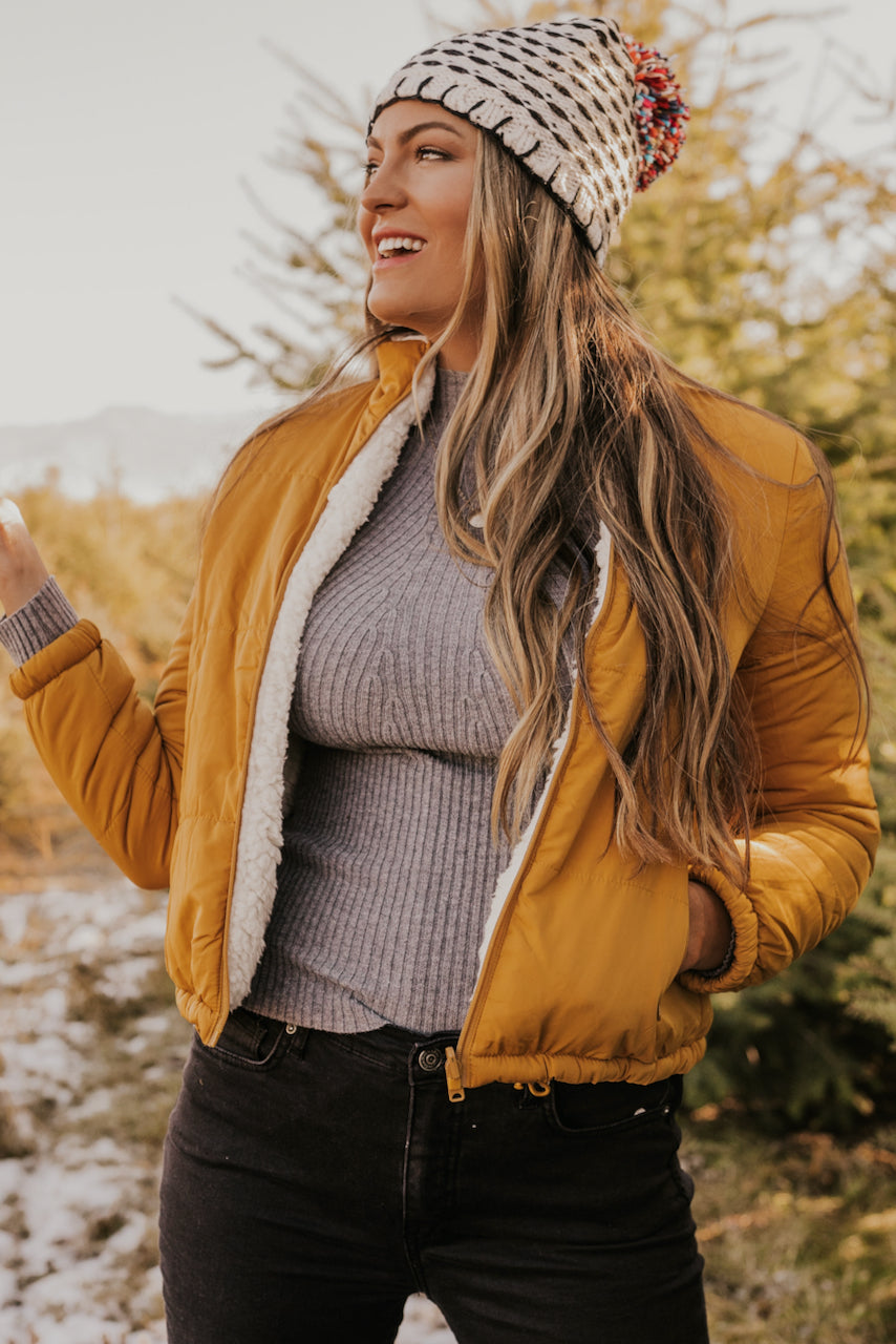 Winter Reversible Jackets | ROOLEE